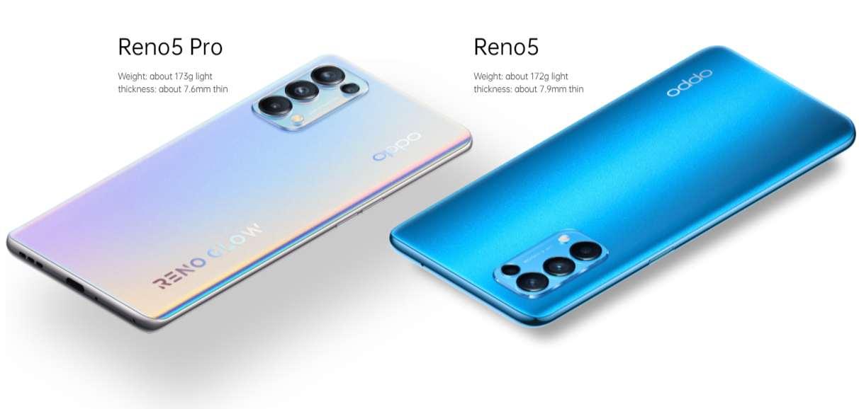 Latest Gcam for Oppo Reno 5 5G, 5 Pro (Google camera download)