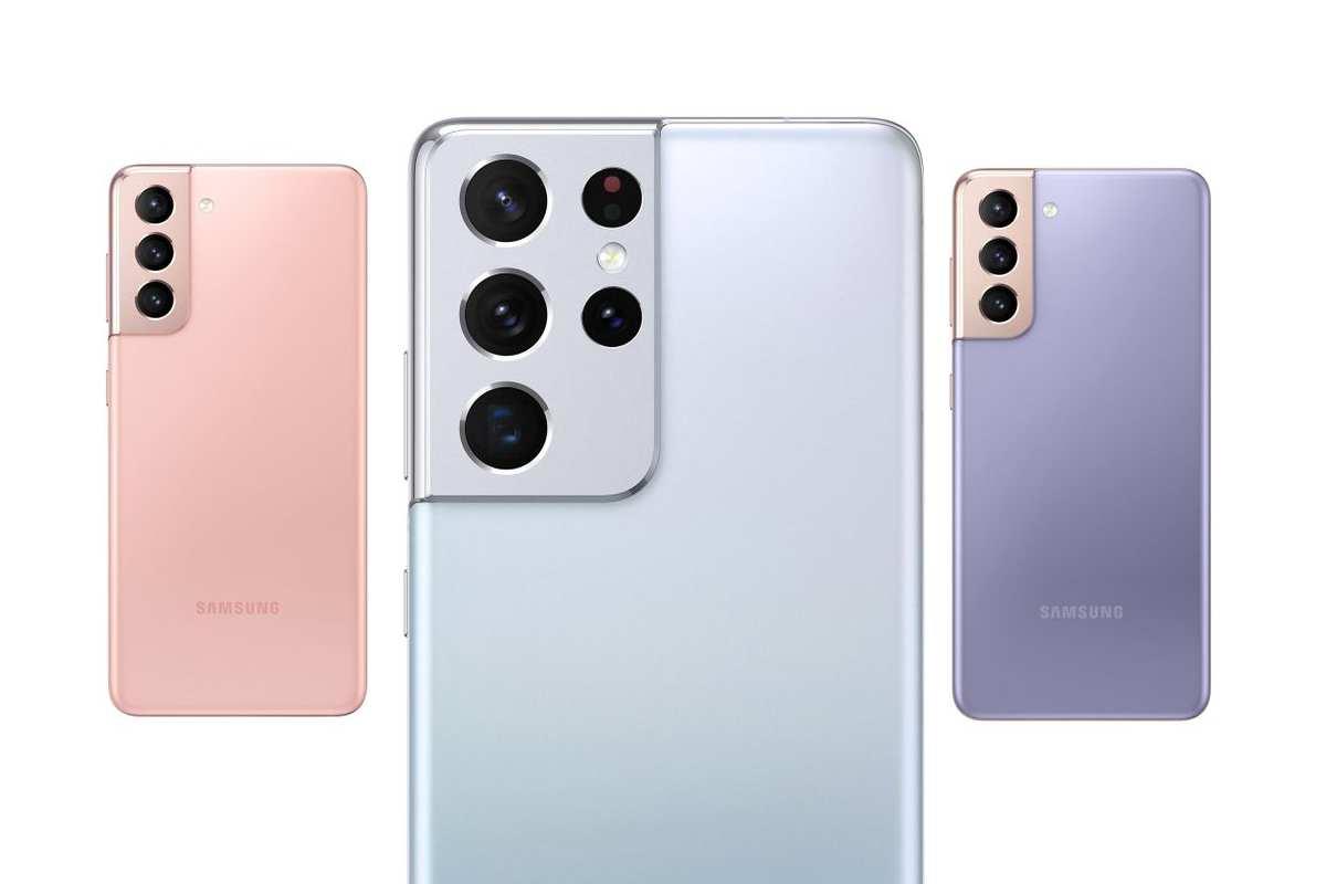 Samsung Galaxy S21 series Gcam Apk