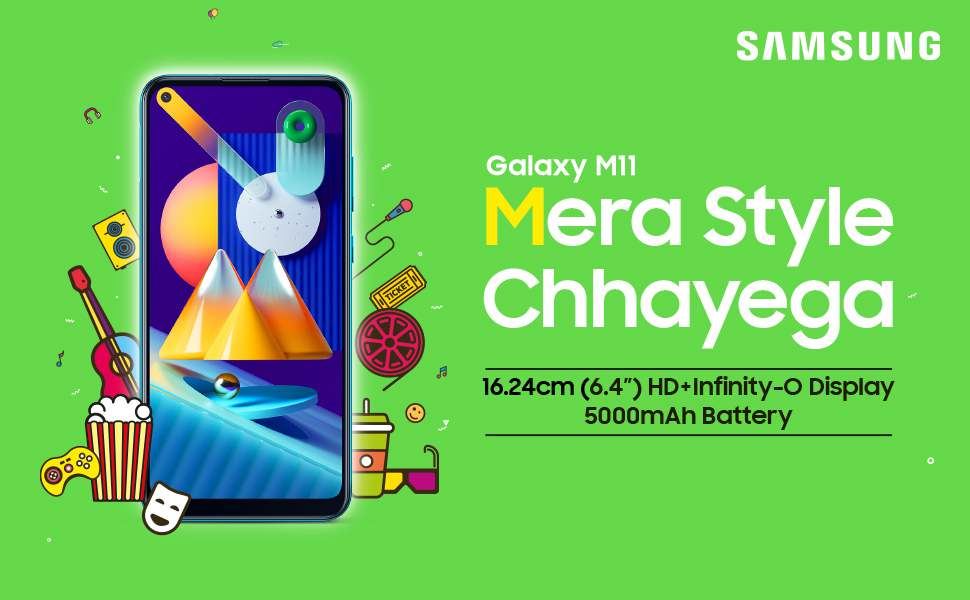 Samsung Galaxy M11 Google Camera (Gcam Apk)