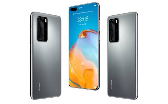 Huawei P40 Gcam