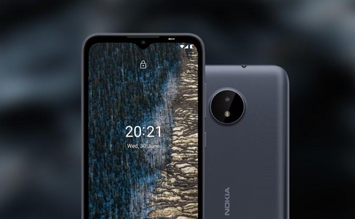 Nokia C20 Gcam