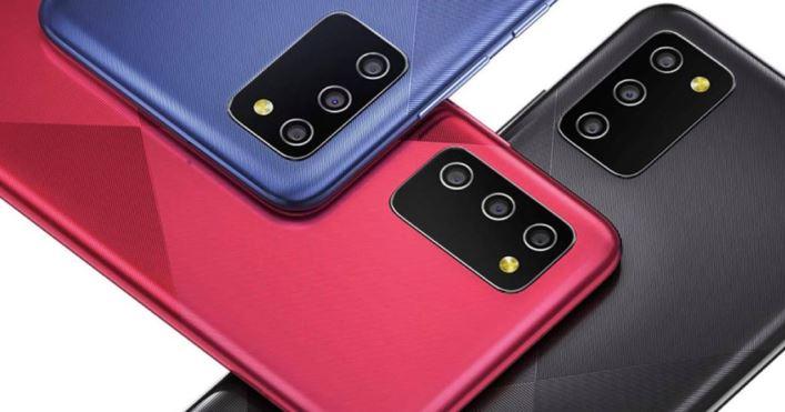 Samsung Galaxy F02s Gcam