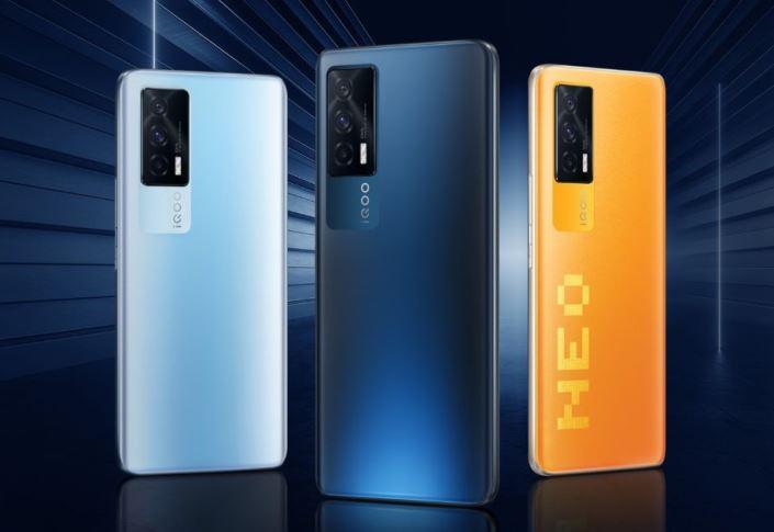 Vivo iQoo Neo 5 Gcam
