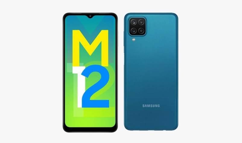 Samsung M12 Gcam