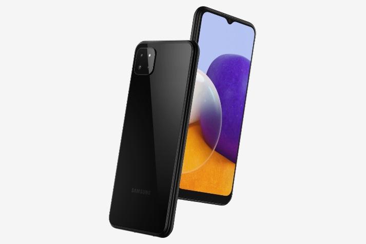 Samsung A22 Gcam