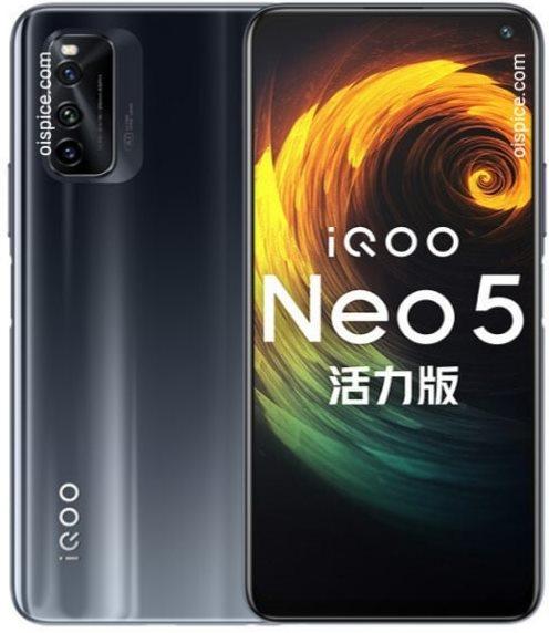 iQOO Neo 5 Lite Gcam
