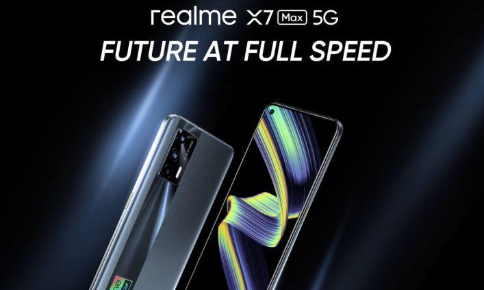Realme X7 Max Gcam