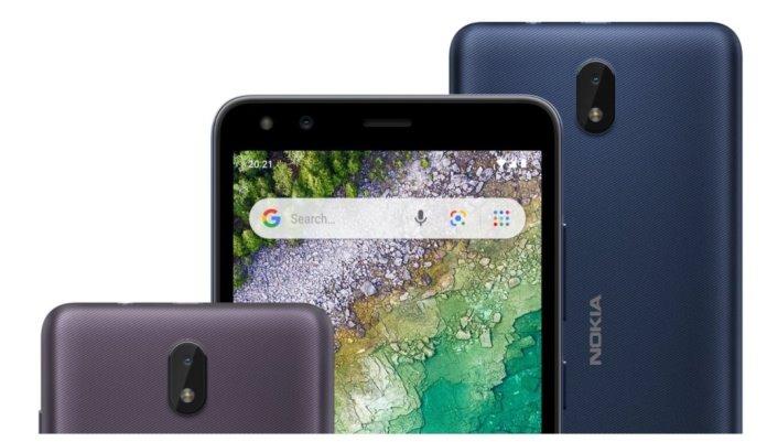 Nokia C01 Plus Google Camera