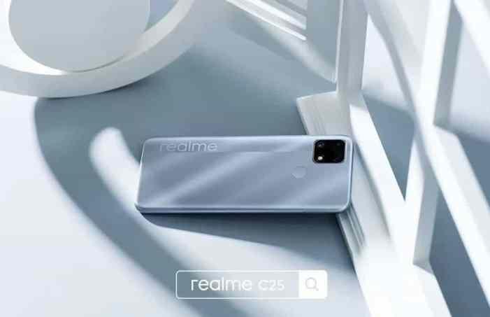 Realme C25s Gcam