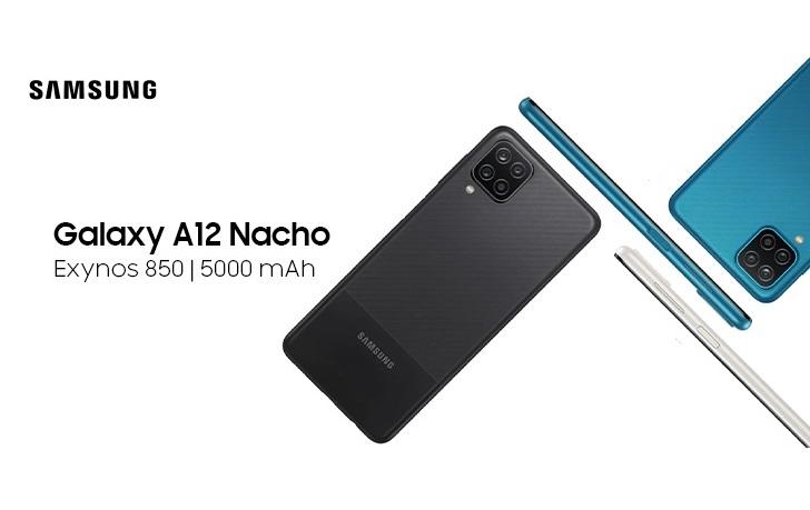 Google Camera for Samsung A12 Nacho